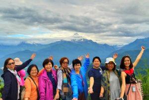 kathmandu pokhara chitwan lumbini tour