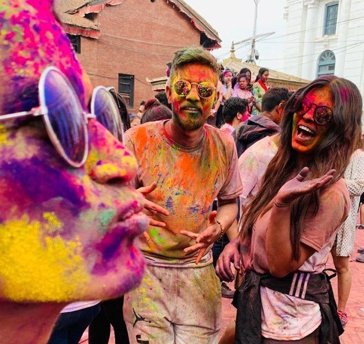 festival of nepal holi